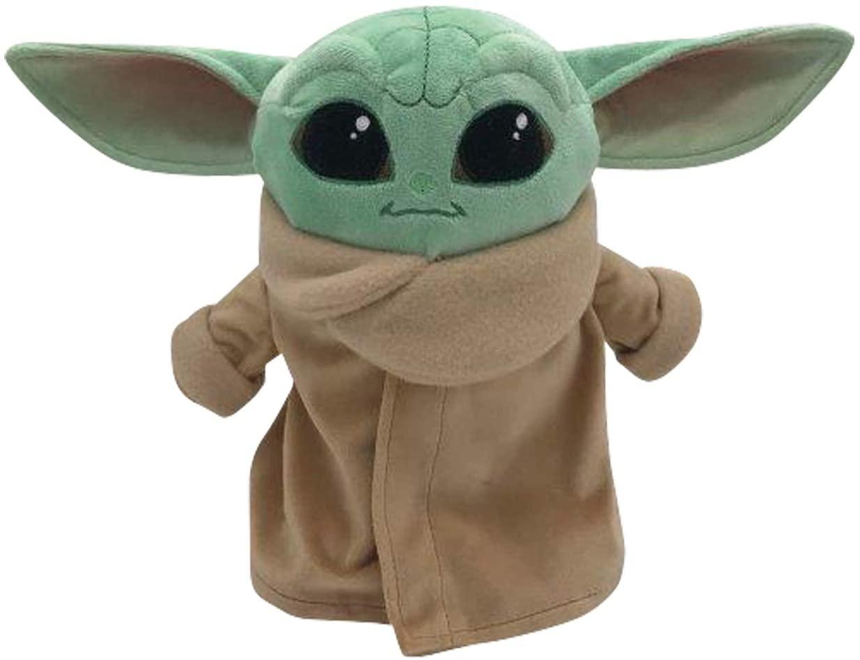 Peluche Bébé Yoda de 25 cm