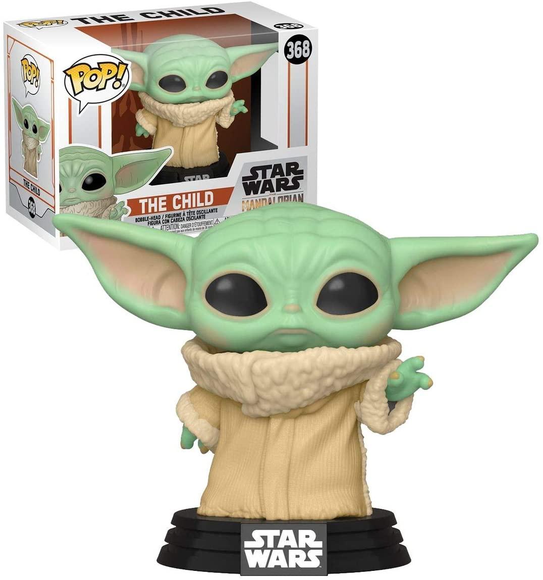 Boite Pop Bébé Yoda