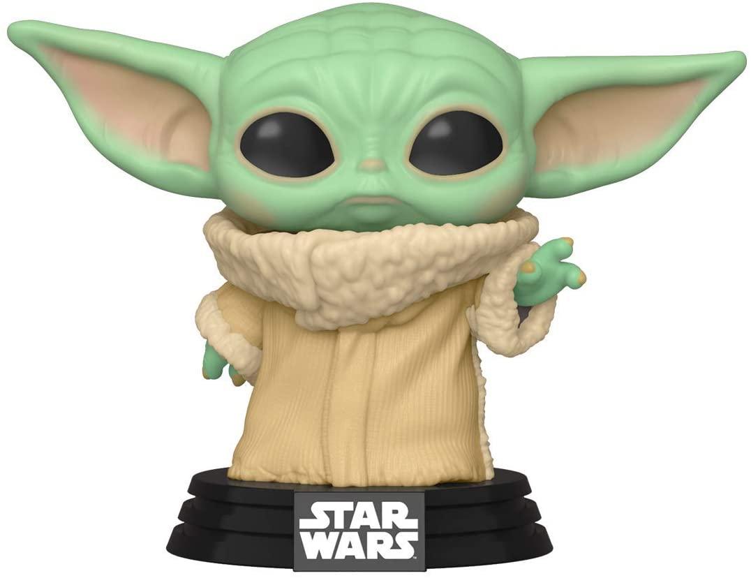 Pop de Bébé Yoda de Funko