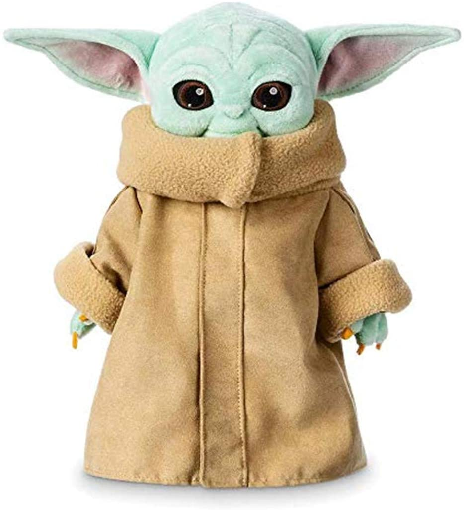 Photo de la peluche Bébé Yoda